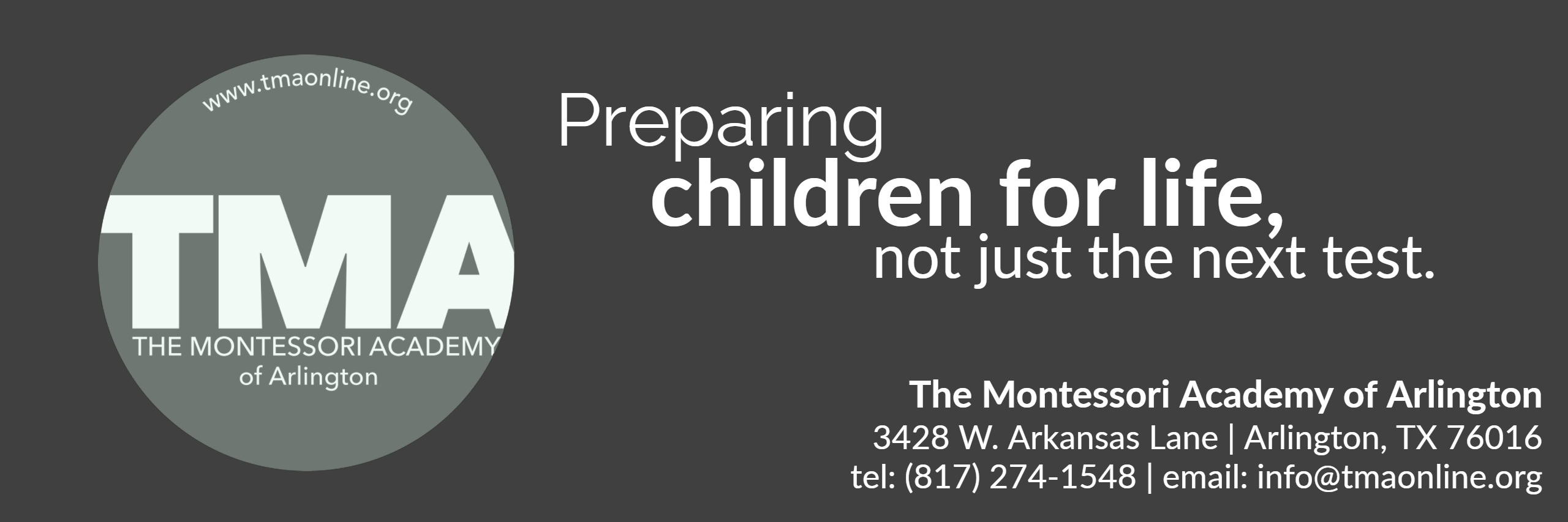 Preparing children for life, not just the next test.