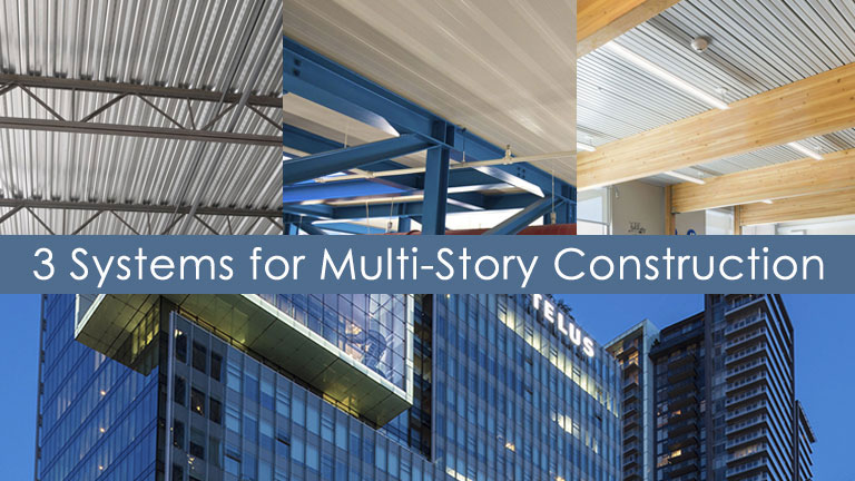 3 Systems for Multi-Story Construction Online credit hour courses