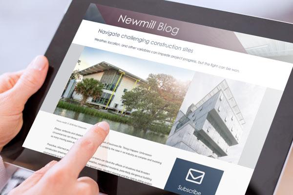 Newmill Blog