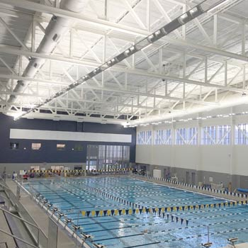Northern Arizona University Aquatic and Tennis Complex