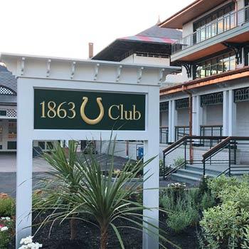 1863 Club at Saratoga Race Course